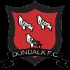 Dundalk FC logo soccer prediction game