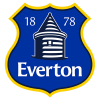 Everton FC logo soccer prediction game