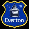 Everton FC logo soccer prediction game