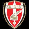 KF Skënderbeu logo football prediction game
