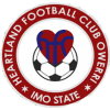 Heartland Football Club logo football prediction game