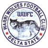 Warri Wolves Football Club logo