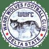 Warri Wolves Football Club logo